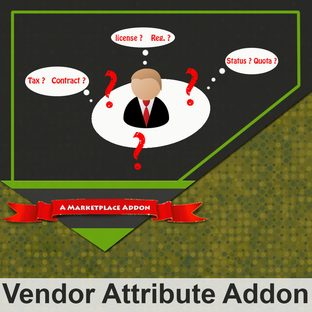 Vendor Attribute Addon