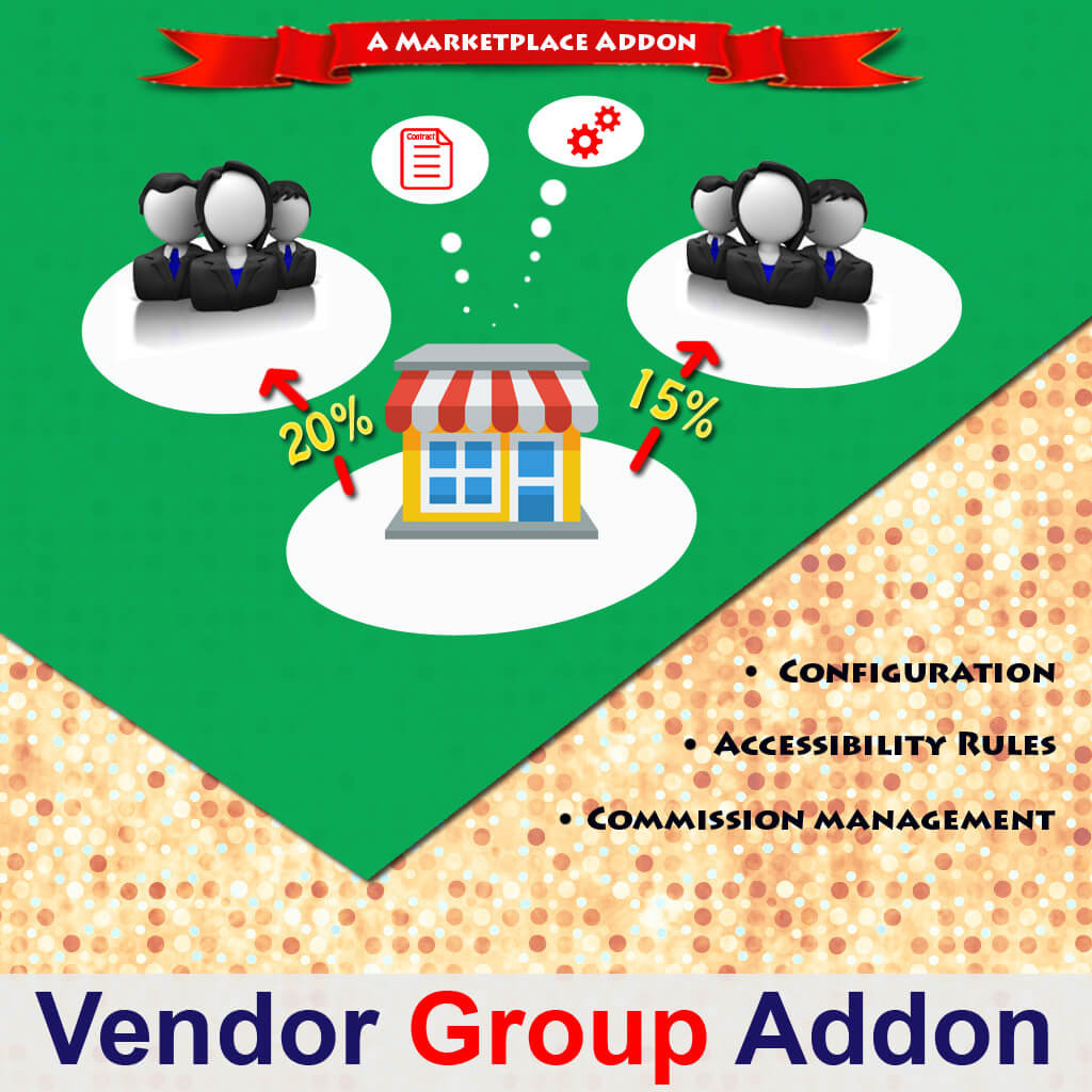 Vendor Group Addon