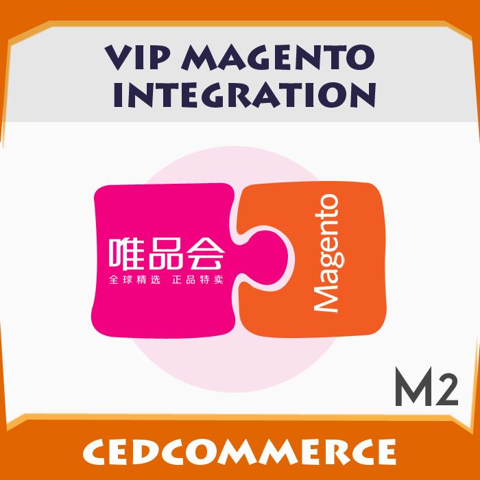 Vipshop Magento 2 Integration