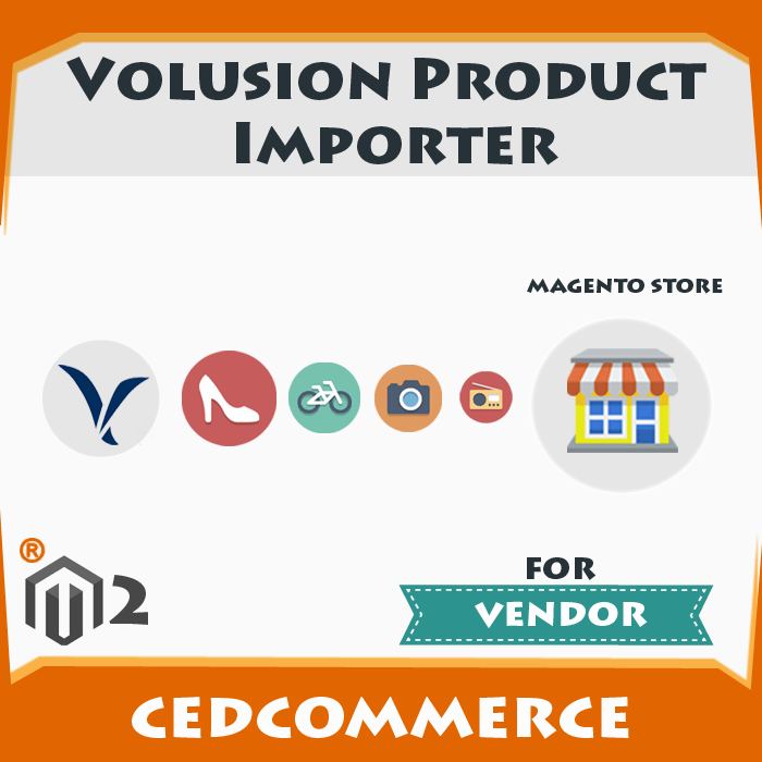 Volusion Product Importer Addon [M2]