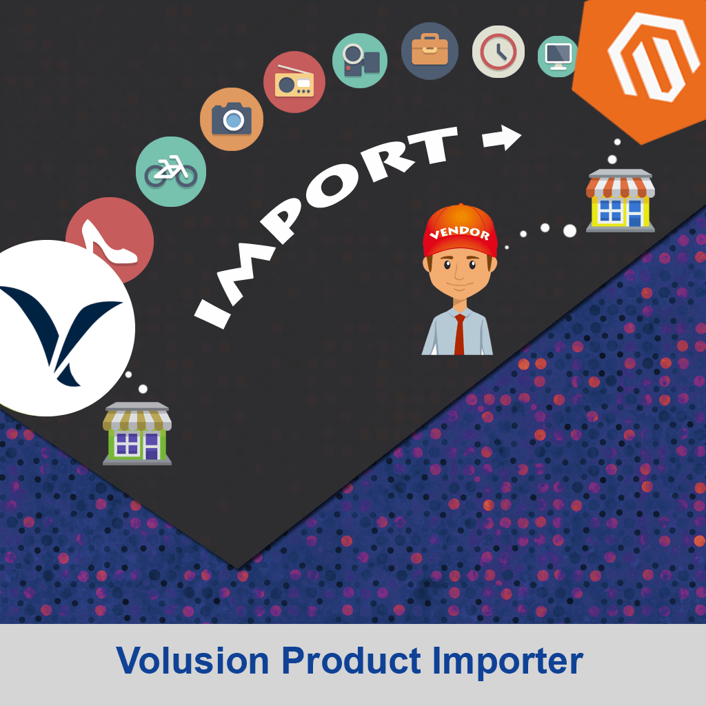 Volusion Product Importer Addon