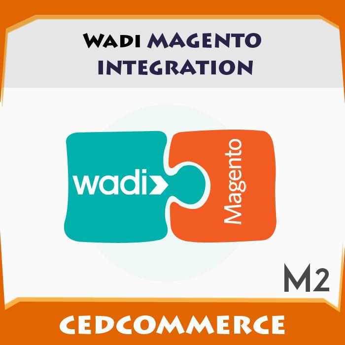 Wadi Magento 2 Integration