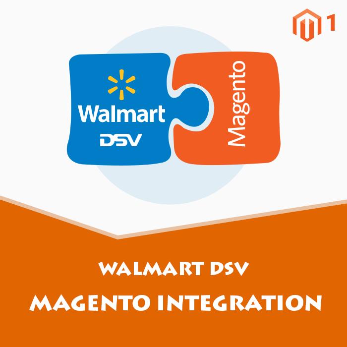 Walmart DSV Magento Integration