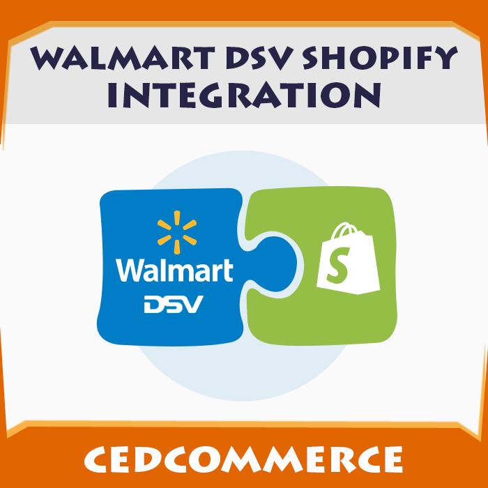 Walmart DSV Shopify Integration
