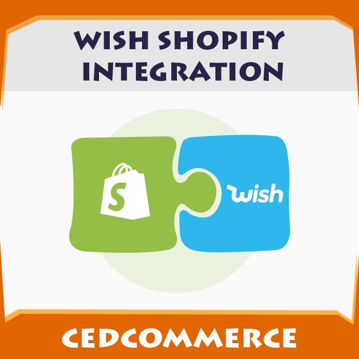 Wish Shopify Integration
