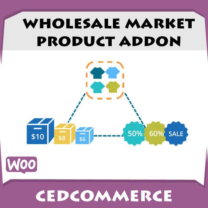 Wholesale Market Product Addon