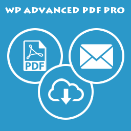 WP Advanced PDF PRO