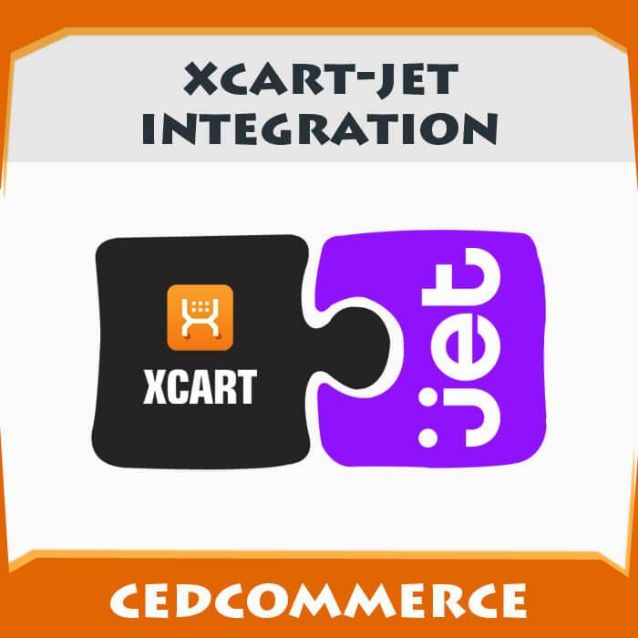 Jet XCart Integration