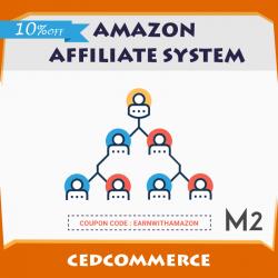 Amazon Affiliate Program for Magento 2
