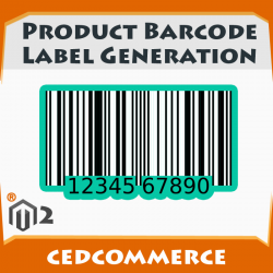 Product Barcode Label Generation [M2]