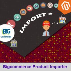 Bigcommerce Product Importer Addon
