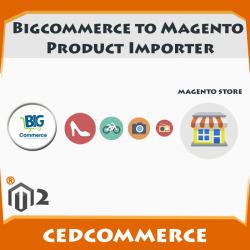 Bigcommerce to Magento 2 Product Importer [M2]
