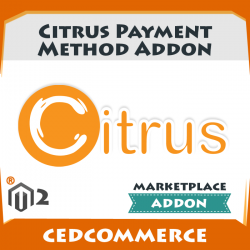 Citrus Payment Method Addon [M2]