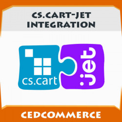 Jet-CS Cart Integration