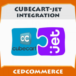Jet-CubeCart Integration