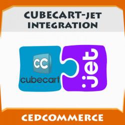 Jet-CubeCart Integration