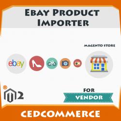 Ebay Product Importer Addon [M2]