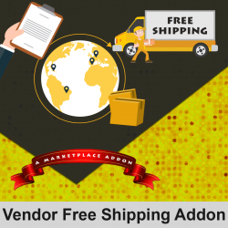 Vendor Free Shipping Addon