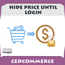 Hide Price Until Login