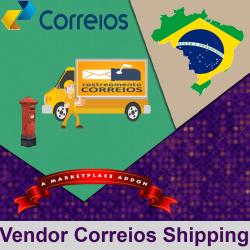 Vendor Correios Shipping Addon