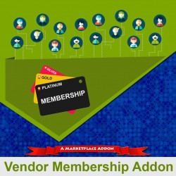 Vendor Membership Addon