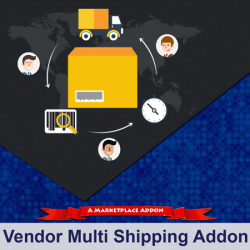 Vendor Multi Shipping Addon