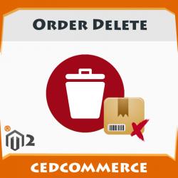 Magento 2 OrderDelete