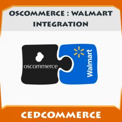 Walmart OsCommerce Integration