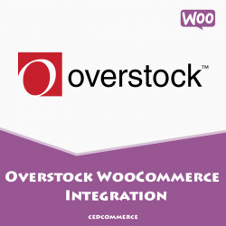 Overstock Woocommerce Integration