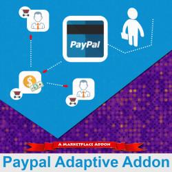 Vendor Paypal Adaptive Addon