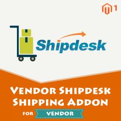 Vendor ShipDesk Shipping Addon