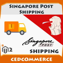 Singapore Post Shipping [M2]