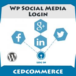 WP Social Media Login