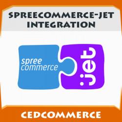 Jet SpreeCommerce Integration