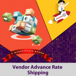 Vendor Advance Rate Shipping