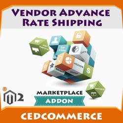 Vendor Advance Rate Shipping Addon [M2]