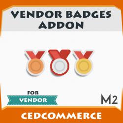cedcommerce magento 2 marketplace badges addon