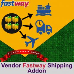 Vendor Fastway Shipping Addon