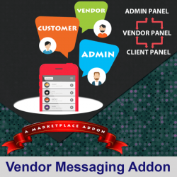 Vendor Messaging Addon