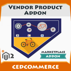 Vendor Product Addon [M2]
