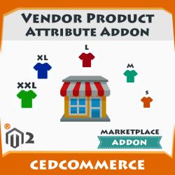 Vendor Product Attribute Addon [M2]