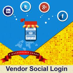 Vendor Social Login Addon