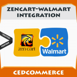Walmart-ZenCart Integration
