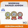 Booking Badges Addon