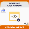 Booking CMS Addon