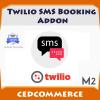 Twilio SMS Booking Addon