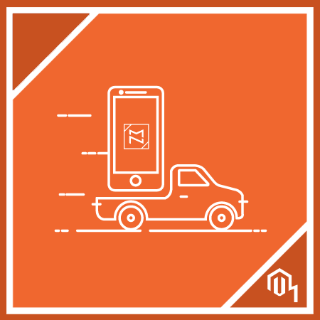 MageNative Delivery App for Magento