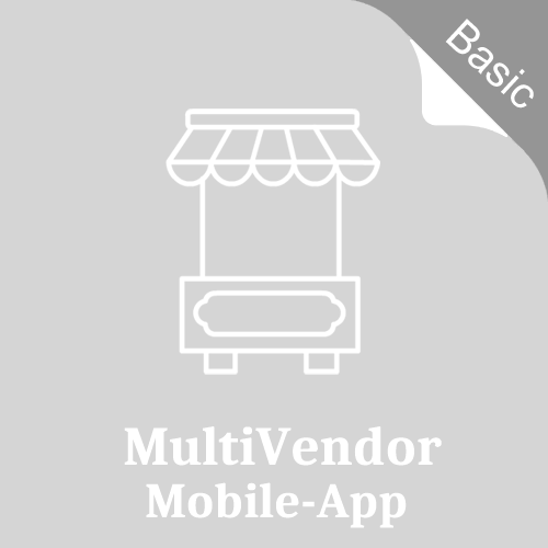 MultiVendor Marketplace Basic App