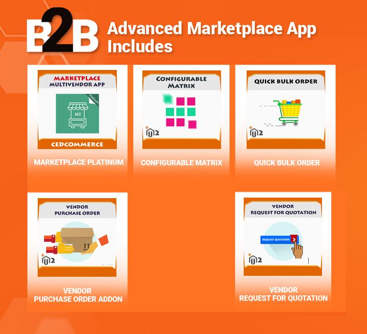 b2b advance package