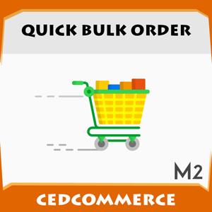 quick bulk order